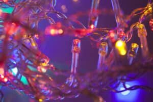 holiday light hanging services