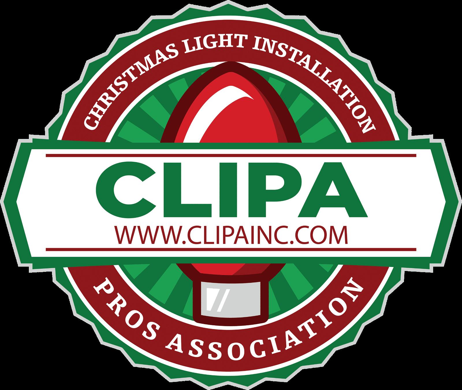 CLIPA certified holiday light installer