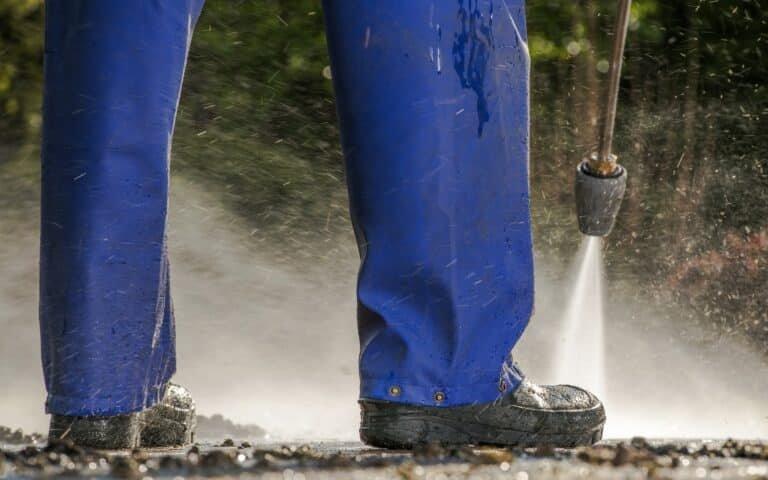 ashland pressure washing services